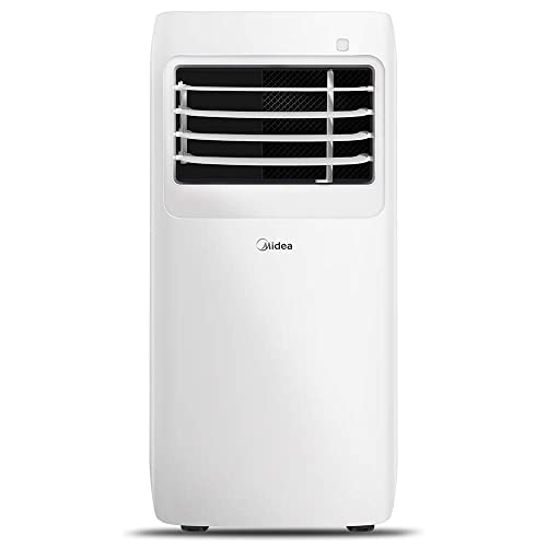 MIDEA MAP08R1CWT Portable Air Conditioner 8,000 BTU Easycool AC ...