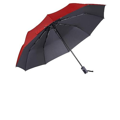 Cat In A Basket On Easter Eggs Umbrella Compact Rain/&Wind Repellent Umbrellas Sun Protection With Anti UV Coating Travel Auto Folding Umbrella