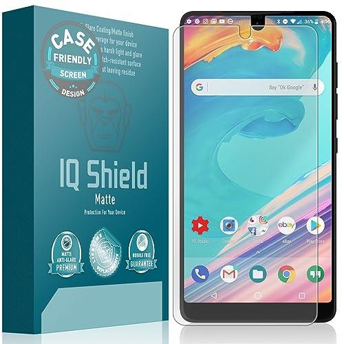 IQ Shield Matte Full Body Skin Compatible with LG V20 Screen Protector and Anti-Bubble Film Anti-Glare Full Coverage