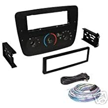 Carxtc Double Din Install Car Stereo Dash Kit for a Aftermarket Radio Fits 2009-2015 Toyota Venza Trim Bezel is Painted Gray
